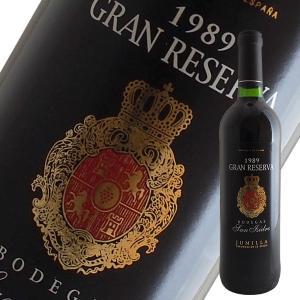 グラン レゼルバ 1999年 ボデガス サン イシドロ(赤ワイン スペイン)|winecellarescargot