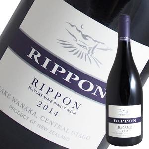 メイチャアヴァイン ピノノワール 2014年 リッポン(赤ワイン ニュージーランド)|winecellarescargot