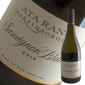 ソーヴィニヨン ブラン 2017年 アタ ランギ(白ワイン ニュージーランド)|winecellarescargot