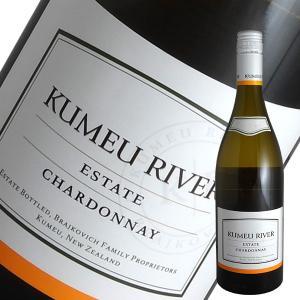 エステート シャルドネ 2017年 クメウ リヴァー(白ワイン ニュージーランド)|winecellarescargot