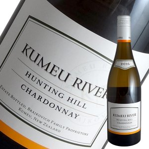 ハンティングヒル シャルドネ 2016年 クメウ リヴァー(白ワイン ニュージーランド) winecellarescargot