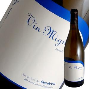 ヴァン ミニョン ブラン N.V年 リュー ド ヴァン(白ワイン 日本)|winecellarescargot