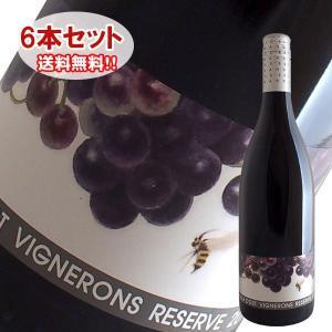 (送料無料)6本セット ヴィニュロンズ リザーブ メルロー 2016年 ヴィラデスト(赤ワイン 日本)|winecellarescargot