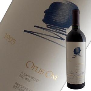 オーパス ワン 1993年 (赤ワイン カリフォルニア)|winecellarescargot