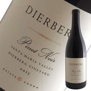 ピノ ノワール サンタマリア ヴァレー 2015年 ディアバーグ ヴィンヤード(赤ワイン カリフォルニア)|winecellarescargot