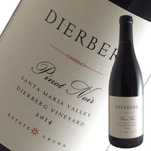 ピノ ノワール サンタマリア ヴァレー 2014年 ディアバーグ ヴィンヤード(赤ワイン カリフォルニア)|winecellarescargot
