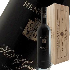 ヒル オブ グレース 2012年 ヘンチキ(赤ワイン オーストラリア)|winecellarescargot