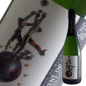 クレマン ド ブルゴーニュ ブラン ド ブラン N.V ルー デュモン 白 泡 辛口 シャルドネ|winecellarescargot