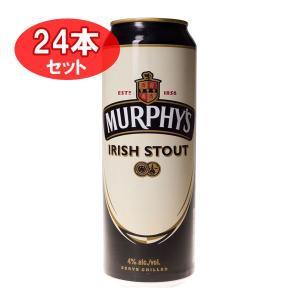 マーフィーズ アイリッシュスタウト 缶500mlx24本 アイルランドビール 輸入ビール|winecellarescargot