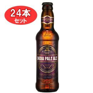 フラーズ インディア ペールエール IPA 瓶330mlx24本 イギリスビール 輸入ビール|winecellarescargot