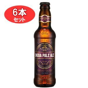 フラーズ インディア ペールエール IPA 瓶330mlx6本 イギリスビール 輸入ビール winecellarescargot