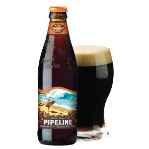 コナビール パイプライン ポーター 瓶355mlx12本 ハワイアンビール|winecellarescargot|03