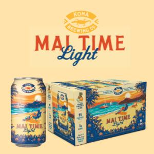 コナビール マイタイム ウィートエール瓶355mlx24本 ハワイアンビール|winecellarescargot