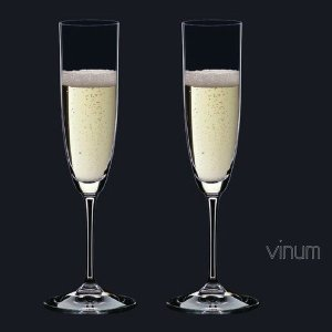 リーデル ヴィノム(6416/8)シャンパーニュグラス2脚セット(お取り寄せ)|winecellarescargot