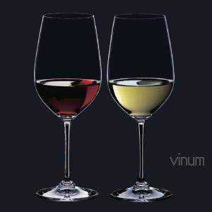 リーデル ヴィノム(6416/15)ジンファンデル/キャンティクラッシコ/リースリングGCグラス2脚セット(お取り寄せ)|winecellarescargot
