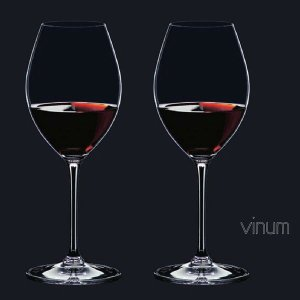リーデル ヴィノム(6416/31)テンプラニーリョグラス2脚セット(お取り寄せ)|winecellarescargot