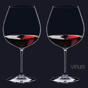 リーデル ヴィノム(6416/7)ピノ ノワール(ブルゴーニュ)グラス2脚セット(お取り寄せ)|winecellarescargot