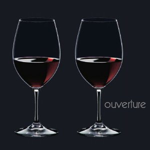 ワイングラス リーデル オヴァチュア(6408/00)レッドワイングラス2脚セット(お取り寄せ)|winecellarescargot