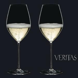 リーデル ヴェリタス(6449/28)シャンパーニュグラス2脚セット(お取り寄せ)(正規品)|winecellarescargot