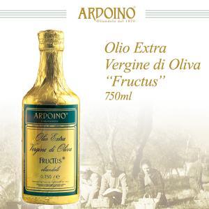 エキストラ ヴァージン オリーブ オイル フルクトゥス 750ml アルドイノ社(お取り寄せ)|winecellarescargot