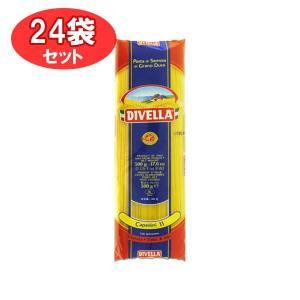 No11カッペリーニ 1.2mm 500g ディヴェッラ ロングパスタ 24袋セット お取り寄せ|winecellarescargot