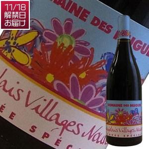 ボジョレーヌーヴォー2019 ボジョレー ヴィラージュ ヌーヴォー[2019]ドメーヌ デ ニュグ(赤ワイン ブルゴーニュ)(解禁日11月21日お届け)|winecellarescargot