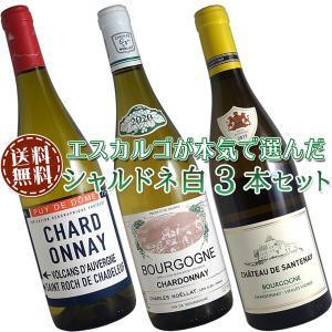 【送料無料】ブルゴーニュ白ワイン3本セット(A) コスパ抜群の優良生産者を厳選|winecellarescargot