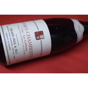 赤ワイン セラファン・ペール・エ・フィス / ジュヴレ・シャンベルタン・プルミエ・クリュ・レ・コルボー [2012]|wineholic
