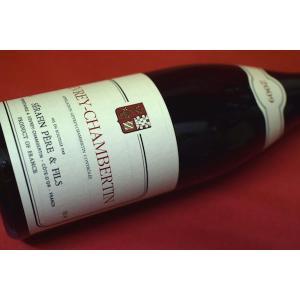 赤ワイン セラファン・ペール・エ・フィス / ジュヴレ・シャンベルタン [2009]|wineholic