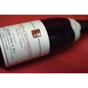 赤ワイン セラファン・ペール・エ・フィス / ジュヴレ・シャンベルタン・ヴィエイユ・ヴィーニュ [2012]|wineholic