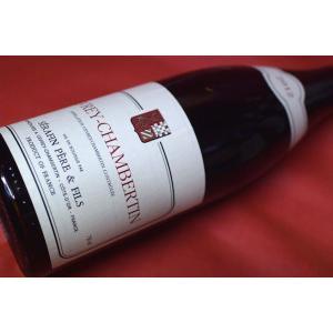 赤ワイン セラファン・ペール・エ・フィス / ジュヴレ・シャンベルタン [2012]|wineholic