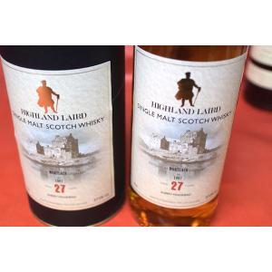 モルトウイスキー ハイランド・レアード / モートラック 1987年  27年 57%  700ml|wineholic
