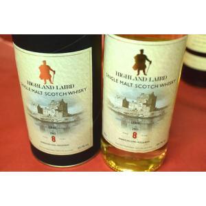 モルトウイスキー ハイランド・レアード / レダイグ 2005年  8年 53.7%  700ml|wineholic