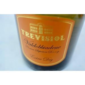 シャンパン スパークリングワイン トレヴィジオール / ヴァルドッビアーデネ・プロセッコ・スペリオーレ・エクストラ・ドライ|wineholic
