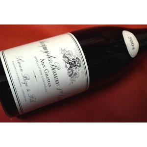 赤ワイン ドメーヌ・シモン・ビーズ・エ・フィス / サヴィニー・レ・ボーヌ・オー・ゲット [2004]|wineholic