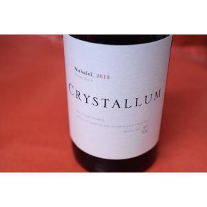 赤ワイン クリスタルム / マバレル・ピノ・ノワール [2013]|wineholic
