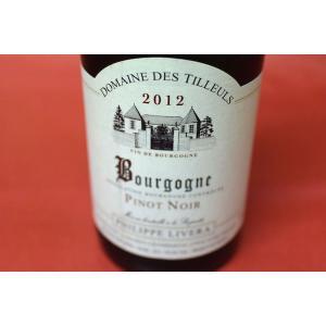 赤ワイン ドメーヌ・デ・ティユル / ブルゴーニュ・ピノ・ノワール [2012]|wineholic