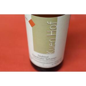 白ワイン クエンホフ・ピーター・プリガー / スッドゥチロル アイザックタレール シルヴァネール [2013]|wineholic