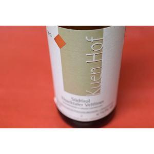 白ワイン クエンホフ・ピーター・プリガー / スッドゥチロル アイザックタレール フェルトリナー [2013]|wineholic