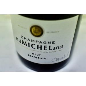 シャンパン スパークリングワイン ジョゼ・ミッシェル / ブリュット・カルト・ブランシュ・ハーフ・ボトル 375ml|wineholic