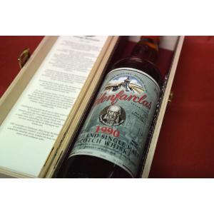 モルトウイスキー グレンファークラス 1990/2015 46% 700ml|wineholic