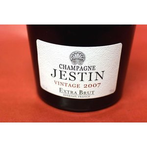 シャンパン スパークリングワイン エルヴェ・ジェスタン / エクストラ・ブリュット・プルミエ・クリュ [2007]|wineholic