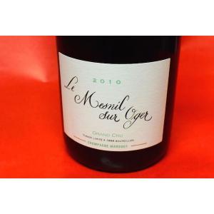 シャンパン スパークリングワイン マルゲ・ペール・エ・フィス / ル・メニル・シュール・オジェ ブリュット・ナチュール・グラン・クリュ [2010]|wineholic