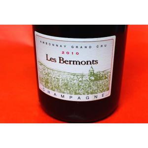 シャンパン スパークリングワイン マルゲ・ペール・エ・フィス / レ・ベルモン ブリュット・ナチュール グラン・クリュ [2010]|wineholic