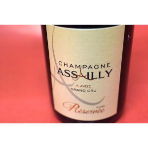 シャンパン スパークリングワイン アサイー・ルクレール・エ・フィス/ シャンパーニュ・キュヴェ・レゼルヴェ・ブリュット・ブラン・ド・ブラン 375ml|wineholic