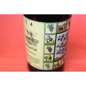 赤ワイン メンダール / VDTフィンカ・エスパルタル・グルナッシュ [2014]|wineholic