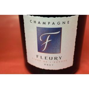 シャンパン スパークリングワイン フルーリー・ペール・エ・フィス / フルー・ド・リョーロップ・ブリュット 1500ml|wineholic