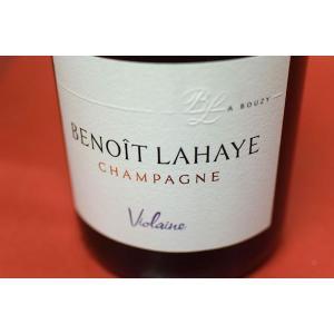 シャンパン スパークリングワイン ブノワ・ライエ / ヴィオレーヌ・サン・スフル・アジュテ [2010]|wineholic