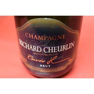 シャンパン スパークリングワイン リシャール・シュルラン / ブリュット・アッシュ・ミレジメ [2005]|wineholic