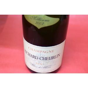 シャンパン スパークリングワイン リシャール・シュルラン / ブラン・ド・ブラン [2002]|wineholic